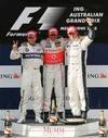 Fórmula 1 - Gran Premio de Australia