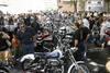 Encuentro de Harley Davidson en Valladolid
