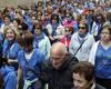 2.500 participantes en la Marcha de Mujeres de Segovia