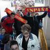 La Copa del Mundial llega a Cantalejo