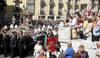 Procesión de la Virgen de San Lorenzo, patrona de Valladolid