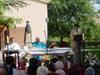 Exaltación de la Virgen del Arrabal en Simancas