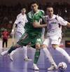 Caja Segovia 6-5 Inter Movistar