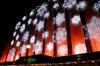 Iluminación de Navidad de El Corte Inglés.