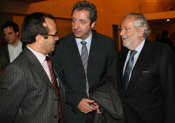 Presentacion de la fundacion emilio moro for Alfonso dominguez madrid