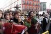 Día mundial en recuerdo de las víctimas de violencia vial 2008