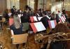 Recepción en el Ayuntamiento de Valladolid a la joven Orquesta Sinfónica de CyL