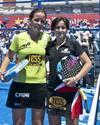 Final femenina del Pádel Pro Tour, en Valladolid