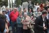 La Asociación para la Memoria Histórica entierra a varias víctimas en Dueñas