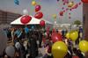 Inauguración del Liceo francés en Laguna de Duero