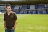 El Real Valladolid presenta a Peña y a Marc Valiente