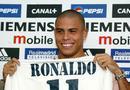 Ronaldo en el Madrid